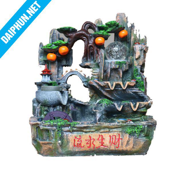 Đài phun nước mini hang động