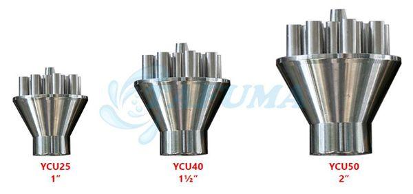 Đầu kết nối vòi phun nước trụ cột YCU