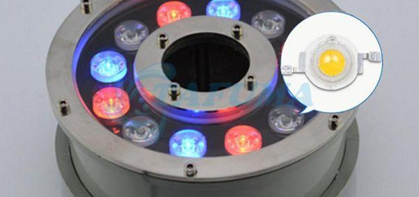 Bóng đèn của đèn led chịu nước đài phun TFH