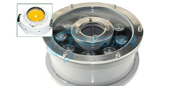 Bóng đèn led âm dưới nước TFI