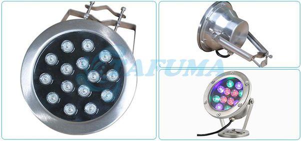 Đặc điểm nổi bật đèn led đài phun nước TFM