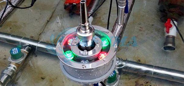 Lắp đặt đèn âm nước TFI