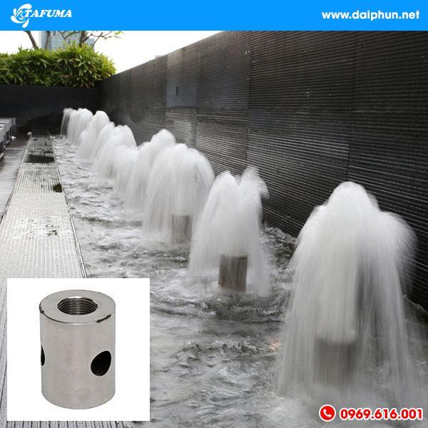 Đầu phun đài phun nước sủi cốc ybc - Tafuma Việt Nam