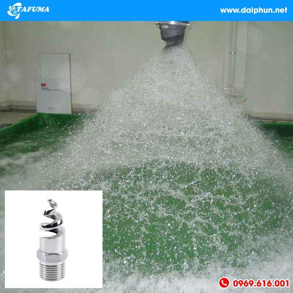 Đầu phun đài phun nước xoắn ốc ysk - Tafuma Việt Nam