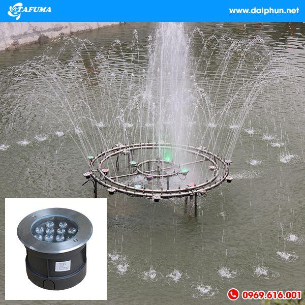 Đèn led đài phun nước TFC - Tafuma Việt Nam