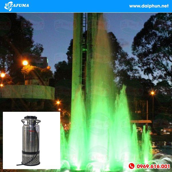 Máy bơm chìm đài phun nước SPS 2200 - Tafuma Việt Nam